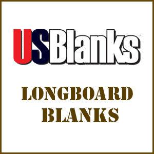 Long Board Blanks