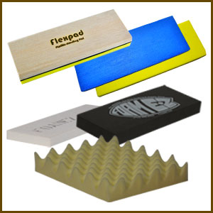 Shaping Blocks & Abrasives