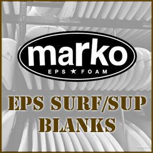 EPS SURFBOARD/SUP BLANKS