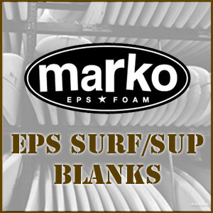 EPS SURFBOARD/SUP BLANKS