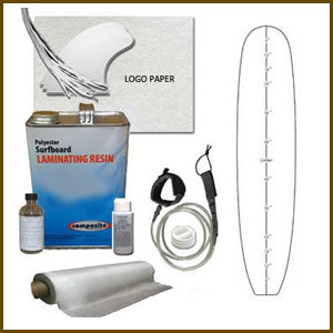 Long Board Kits