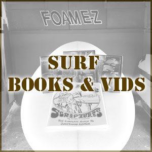 SURF BOOKS & VIDEOS