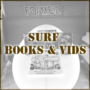 SURF BOOKS & VIDEOS