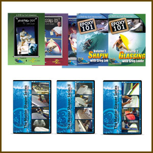 Surfboard Instructional DVD's