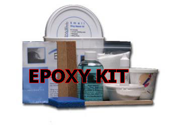 Rockin Epoxy Ding Repair Kit